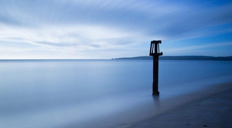 Coast Photography   Blue Dawn