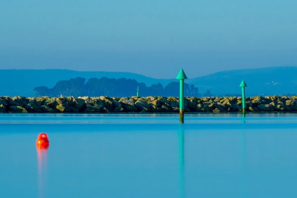 Coast Photography | CP030 | Electric Blue