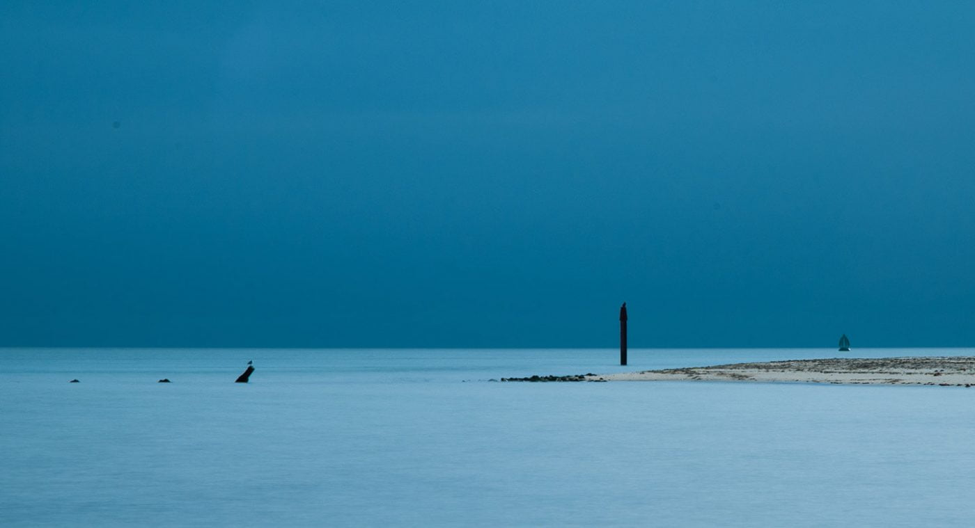 Coast Photography | CP023 | Fade to Blue