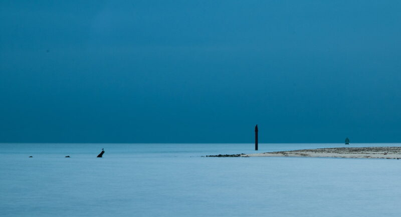 Coast Photography   CP023   Fade to Blue
