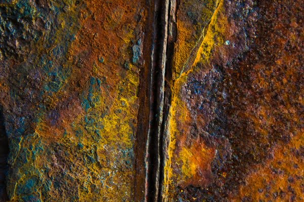 Coast Photography | CP017 | Rust Never Sleeps