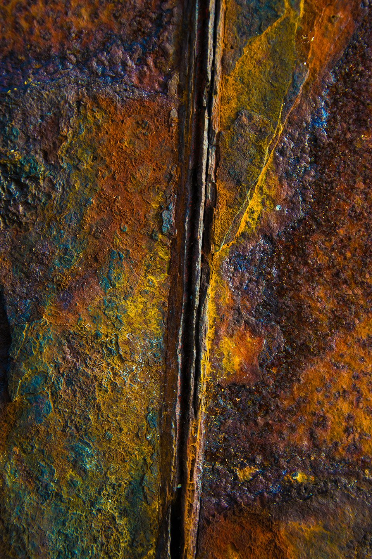 Coast Photography | CP017 | Rust Never Sleeps
