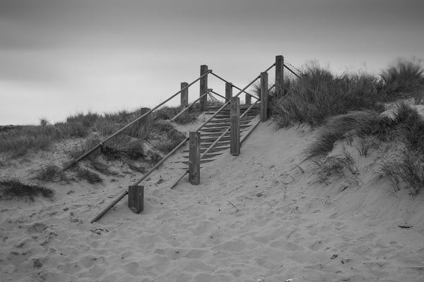 Coast Photography | Steps